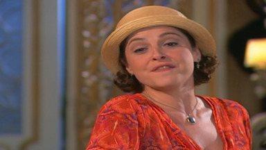 Capítulo de 06/12/2003 - Tonico tenta fugir, mas Juvenal consegue alcançá-lo e amarra-o. Milady foge. Olga manda Terêncio não se envolver mais com o rapto de Tonico. Bárbara está farta da vida com Vivaldo.