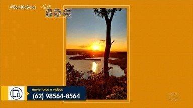 Telespectadores compartilham fotos com o Bom Dia Goiás - Participe do programa enviando também o seu comentário ou imagem.