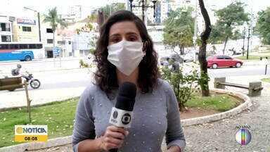 Governador Valadares passa de 200 mortes por Covid-19 - Veja a situação nas principais cidades da região.
