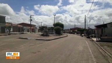 Tremores de terra são sentidos no município de São Brás, AL, na manhã desta terça-feira - Fenômeno aconteceu no interior de Sergipe.