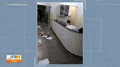 Polícia procura suspeitos de agredir técnica de enfermagem, em Catalão - Três pessoas são suspeitas.