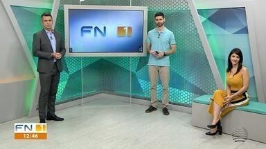 Confira os destaques esportivos regionais do Portal GE - João Paulo Tílio participa do Fronteira Notícias 1ª Edição.