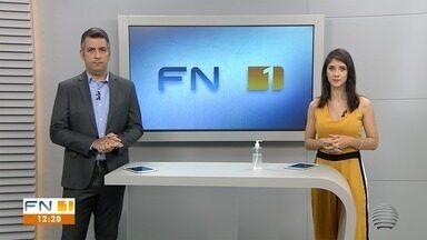 FN1 - Edição de Terça-feira, 01/09/2020 - Mais de mil empresas são abertas durante pandemia da Covid-19 no Oeste Paulista. Poupatempo volta a funcionar nesta quarta-feira em Presidente Prudente. Advogado suspeito de envolvimento com crime organizado é preso em Prudente.