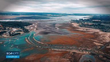 A Gota D'Água: série de reportagens sobre a pior estiagem da história do Paraná - Mesmo com a chuva de agosto, reservatórios só aumentam 5% no nível de água.