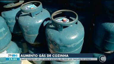 Gás de cozinha sofre novo aumento de preço e consumidor final paga a conta - Gás de cozinha sofre novo aumento de preço e consumidor final paga a conta