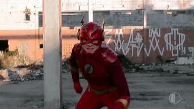 Grupo de amigos de Itaquá produziu um Fan Filme do Flash - Confira!!