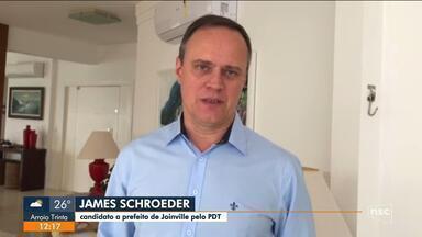 PDT define candidato a prefeito de Joinville - PDT define candidato a prefeito de Joinville