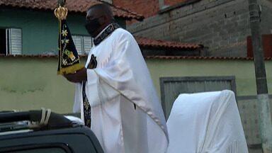 Exaltação da Santa Cruz é realizada neste sábado em Mogi das Cruzes - A cidade possui uma igreja em homenagem ao símbolo dos cristãos, que está em reforma.