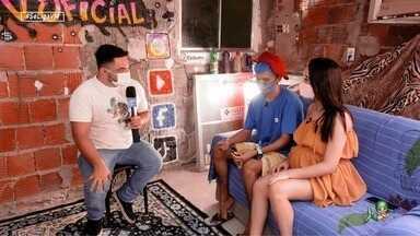 Eclético Tv mostra como está a vida no ritmo do passinho do reggae - Daniel Viana conversa com digital influencer sobre novidades na carreira e vida pessoal.