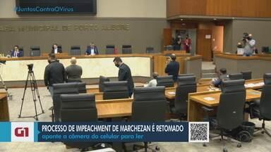 TJ-RS autoriza retomada de processo de impeachment do prefeito Nelson Marchezan Júnior - Desembargador Alexandre Mussoi Moreira derrubou a decisão da primeira instância, que suspendia o andamento do processo.