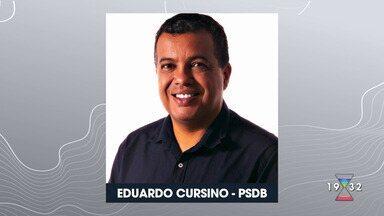 PSDB oficializa candidatura de Eduardo Cursino à Prefeitura de Taubaté - Ele foi secretário de governo do atual prefeito, Ortiz Junior