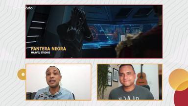 Wendell Barbosa dá dicas de série e filmes do Globoplay - Confira as novidades da plataforma.