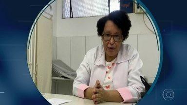 'Ano diferente para a unidade toda', diz médica do Degase-RJ - Nesta terça (8) quem relata o que tem vivido nessa pandemia é a médica Eliana Silva, do Departamento Geral de Ações Sócio Educativas do Rio, que abriga adolescentes e jovens infratores.
