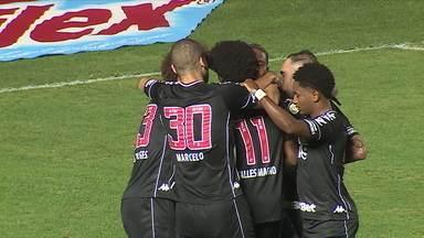 Mais eficiente do Brasileirão, ataque do Vasco pode ter novidades contra o Atlético-GO - Mais eficiente do Brasileirão, ataque do Vasco pode ter novidades contra o Atlético-GO
