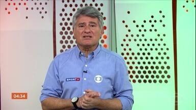 Coritiba empata em 3 a 3 com Goiás e sai da zona de rebaixamento - Veja os comentários de Cléber Machado.