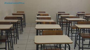 Falta de um programa de testagem pode prejudicar o retorno das aulas presenciais no RS - Professores garantem que não tem condições de receber os alunos com segurança.
