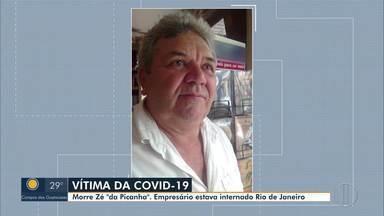 Conhecido na Região dos Lagos, empresário Zé da Picanha morre vítima da Covid-19 - José Martins de Souza estava internado em um hospital no Rio de Janeiro.