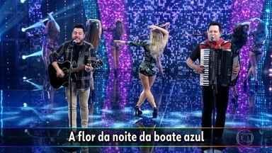 Bruno e Marrone cantam 'Boate Azul' - A dupla emociona o público de casa