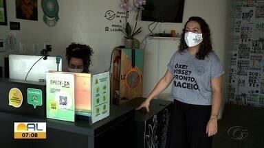 Hostels de Alagoas estão passando por reformulação durante a pandemia - Medidas são para proteger hóspedes.