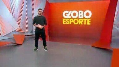 Veja o Globo Esporte SP de terça-feira (15/09) - Veja o Globo Esporte SP de terça-feira (15/09)