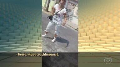 Polícia de São Paulo procura mulher que ofendeu homem negro - O caso foi registrado como injúria racial, com pena de 1 a 3 anos de prisão.