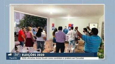 PL oficializa 11 candidatos a vereador em Corumbá - MS1