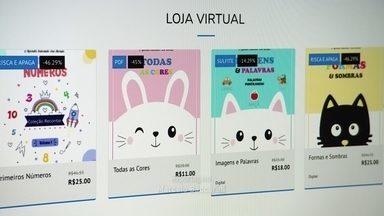 Marca de jogos educativos aumenta vendas com pagamento digital - A empresária Liziane Grandi vende os produtos pelas redes sociais e recebia via transferência bancária. Em maio, começou a usar o Cielo Superlink e se surpreendeu quando as vendas subiram 50%.