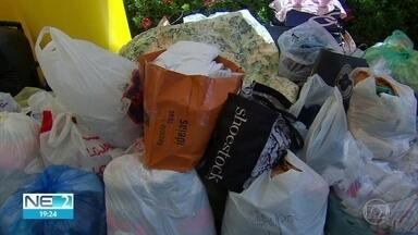Dia Mundial da Limpeza tem ações em praias e entrega de material reciclável - Atividades ocorreram no Grande Recife e em Fernando de Noronha
