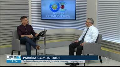 Paraíba Comunidade deste domingo (20) fala sobre saúde mental - Programa será exibido após a missa com padre Marcelo Rossi