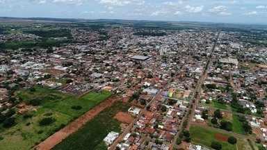 Depois de 4 meses volta a chover em Tangará da Serra - .
