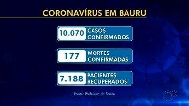 Confira o balanço de casos da Covid-19 no centro-oeste paulista - Até as 19h desta terça-feira (22), região contabilizava quase 45 mil casos confirmados da doença em suas 100 cidades, com 824 mortes registradas em 81 municípios.