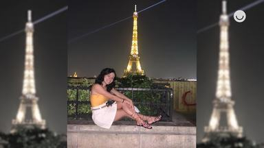Ana Carolina Coppe consegue viajar para Paris após 'Quem Quer Ser Um Milionário' - Ana Carolina conseguiu arrecadar o dinheiro necessário para pagar a estadia na França durante seu mestrado