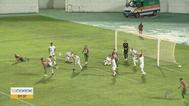 Ferroviária empresa em casa com a Portuguesa (RJ) pelo Campeonato Brasileiro - Jogo terminou em 1 a 1; veja os gols.