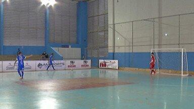 Mogi Futsal estreia com derrota contra o Yoka de Guaratinguetá - Esta foi a partida de estreia na Liga Paulista 2020.