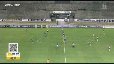 Botafogo-PB 1 x 1 Paysandu: veja os melhores momentos do jogo na Paraíba - Botafogo-PB 1 x 1 Paysandu: veja os melhores momentos do jogo na Paraíba