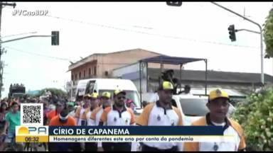Capanema celebra o Círio de Nossa Senhora de Nazaré neste domingo, 28 - Capanema celebra o Círio de Nossa Senhora de Nazaré neste domingo, 28