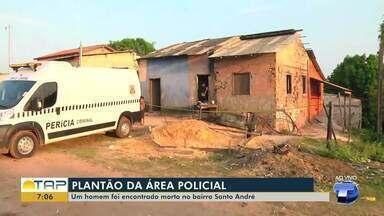 Após ameaças, jovem é morto no bairro Santo André - Cláudio Josias da Cunha Azevedo era irmão de um velho conhecido da polícia: 'Bagatinha', que já foi detido várias vezes por prática de furtos.