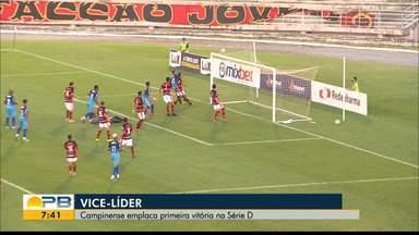 Campinense 2 x 0 Afogados, pela rodada #2 da Série D - Paraibanos vencem os pernambucanos no Amigão