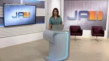 Confira os destaques do Jornal Anhanguera 1ª Edição desta segunda-feira (28) - Agrodefesa analisa sementes misteriosas que brasileiros receberam junto com compras que fizeram on-line.