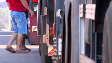 Caminhoneiros denunciam o assédio de criminosos - Traficantes e contrabandistas procuram caminhoneiros para cruzar a fronteira com mercadorias.