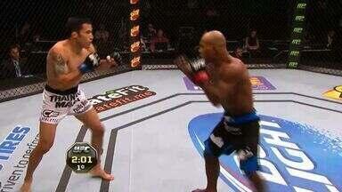 UFC Henderson x Dos Anjos - Wilson Reis x Joby Sanchez - Luta entre Wilson Reis (BR) x Joby Sanchez (US), válida pelo UFC Henderson x Dos Anjos - Peso Mosca, em 23/08/2014.