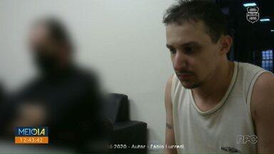 Suspeito de assassinato em Nova Esperança tem prisão preventiva decretada - Crime aconteceu na quinta-feira da semana passada.