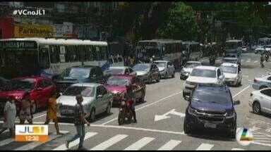 Quadro 'Radar' mostra o trânsito em Belém nesta terça, 29 - Confira quais os pontos de congestionamento no início da tarde.