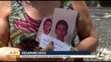Confira as histórias do quadro 'Desaparecidos' desta terça, 29 - Quadro tenta promover reencontros.