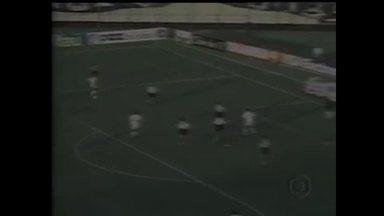 Fluminense vence Botafogo pelo Campeonato Brasileiro de 2001, em Juiz de Fora - Com gols de Andjelkovic e Paulo César, Tricolor bateu Alvinegro por 2 a 1 no Mário Helênio.