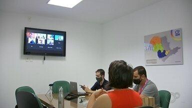 TV TEM realiza reuniões com candidatos à prefeitura de Itapetininga e Tatuí - A TV TEM realizou nesta terça-feira (29) reuniões com os representantes dos partidos políticos de Itapetininga e Tatuí (SP) para explicar como será feita a cobertura dos candidatos à prefeitura.