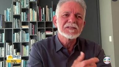 Empresário analisa desafios e avanços digitais em meio à pandemia - Paulo Sales explicou que cada empresa tem seu próprio ritmo.