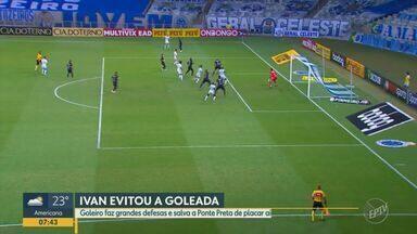 Cruzeiro joga bem, faz três na Ponte e deixa zona de rebaixamento da Série B - Com mudanças, Raposa aplicou placar elástico e impediu Macaca de colar na briga pela ponta.