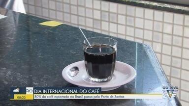 Dia Internacional do Café é celebrado nesta quinta-feira - Bebida é uma das preferidas do brasileiro.