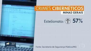 Estelionato cresce 57% durante a pandemia de coronavírus - Golpes fazem parte das estatísticas de crimes cibernéticos registrados em Minas Gerais.